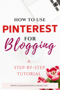 Here is a step-by step tutorial on how to use Pinterest for Marketing (The Ultimate Guide for Bloggers and Business Owners)