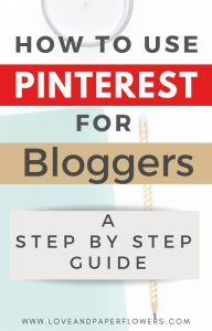 How to use Pintersest for marketing (for bloggers and entrepreneurs)