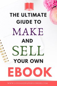 learn how to create an ebook and make money ultimate guide