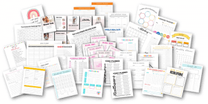 Printable Power Pack, printable and templates for bloggers
